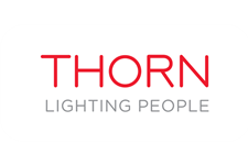 """THORN LIGHTING"" (United Kingdom) Logo"
