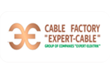 """EXPERT-CABLE"" (Russia) Logo"