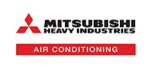 """Mitsubishi Heavy Industries, Ltd. Global"" (Japan) Logo"