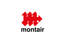 """MONTAIR"" (Italy) Logo"