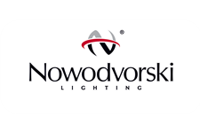 """NOWODVORSKI LIGHTING"" (Poland) Logo"