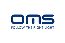 """OMS LIGHTING"" (Slovakia) Logo"