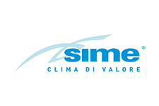"""SIME"" (Italy) Logo"
